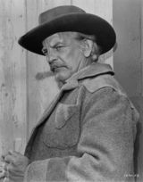 Actor Denver Pyle