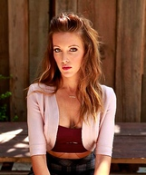 Actor Katie Cassidy