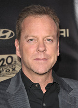 Actor Kiefer Sutherland