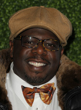 Actor Cedric the Entertainer