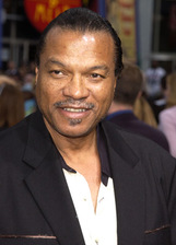 Actor Billy Dee Williams