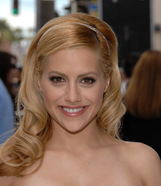 Actor Brittany Murphy
