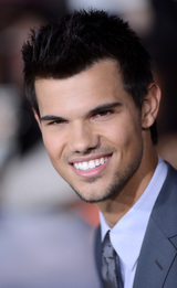 Actor Taylor Lautner