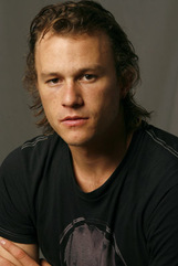 Actor Heath Ledger
