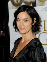 Actor Carrie-Anne Moss