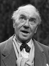 Actor Ralph Richardson