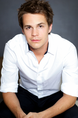 Actor Johnny Simmons