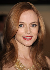 Actor Heather Graham