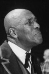 Actor Scatman Crothers