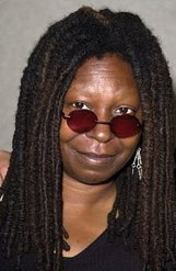 Actor Whoopi Goldberg