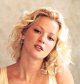 Actor Gretchen Mol