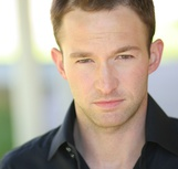 Actor Joshua Bywater