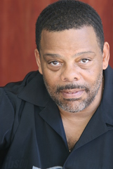 Actor Lawrence Mandley