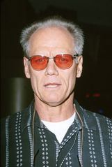Actor Fred Dryer