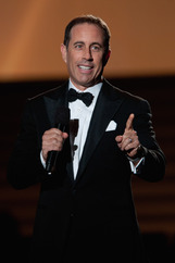 Actor Jerry Seinfeld