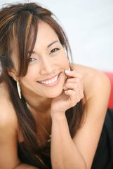 Actor Carrie Ann Inaba