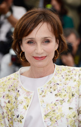 Actor Kristin Scott Thomas