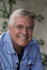 Actor George Peppard