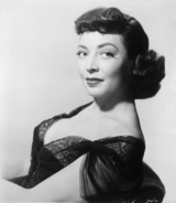 Actor Marie Windsor