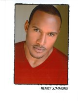 Actor Henry Simmons