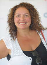 Actor Aida Turturro
