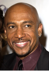 Actor Montel Williams