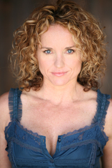 Actor Caryn Mower
