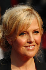 Actor Ashley Jensen
