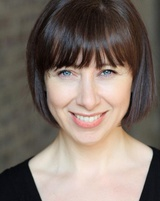 Actor Sarah Moyle