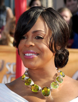 Actor Niecy Nash
