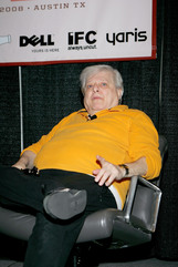 Actor Harlan Ellison