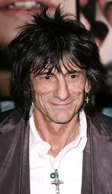 Actor Ron Wood