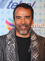 Actor Damián Alcázar