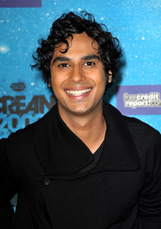 Actor Kunal Nayyar