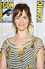 Actor Maggie Siff