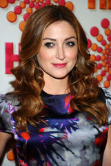 Actor Sasha Alexander