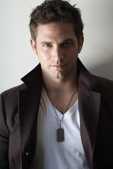 Actor Brandon Barash