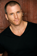 Actor Sean Carrigan