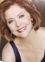Actor Julie Sanford