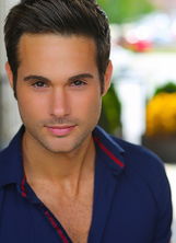 Actor Chad Broskey