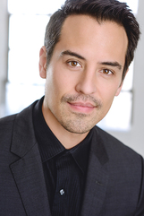 Actor Marcus Coloma