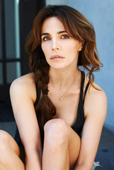 Actor Lisa Sheridan