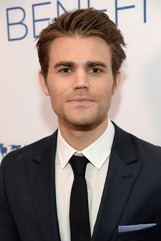 Actor Paul Wesley