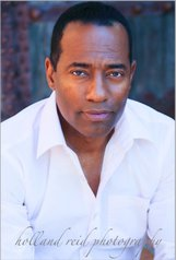 Actor Paul Terrell Clayton