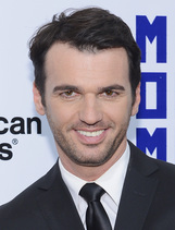 Actor Driton 'Tony' Dovolani