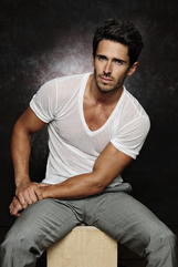 Actor Brandon Beemer