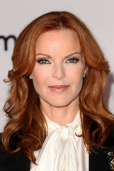 Actor Marcia Cross