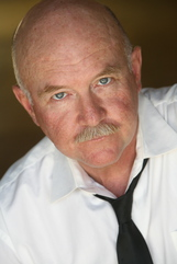 Actor Rocky McMurray