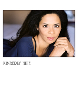 Actor Kimberly Huie