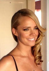Actor Jessica Barth